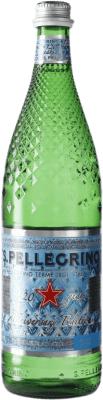1,95 € Free Shipping | Water San Pellegrino Gas Sparkling Italy Bottle 75 cl