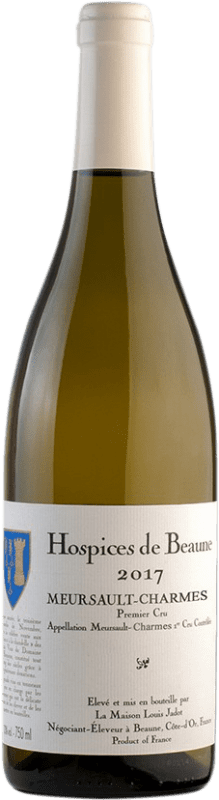 214,95 € Free Shipping | White wine Louis Jadot Hospices de Beaune 1er Cru Charmes Cuvée Albert Grivault A.O.C. Meursault Burgundy France Chardonnay Bottle 75 cl