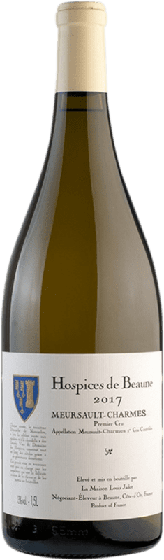 436,95 € Free Shipping | White wine Louis Jadot Hospices de Beaune 1er Cru Charmes Cuvée Albert Grivault A.O.C. Meursault Burgundy France Chardonnay Magnum Bottle 1,5 L