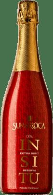 9,95 € Kostenloser Versand | Weißer Sekt Sumarroca In Situ Extra Brut D.O. Cava Spanien Macabeo, Xarel·lo, Parellada Flasche 75 cl