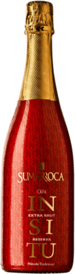 16,95 € Free Shipping | White sparkling Sumarroca In Situ Extra Brut D.O. Cava Spain Macabeo, Xarel·lo, Parellada Bottle 75 cl