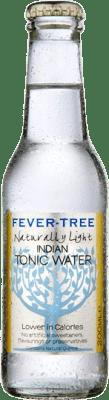 1,95 € Envío gratis | Refrescos Fever-Tree Indian Light Tonic Water Reino Unido Botellín 20 cl