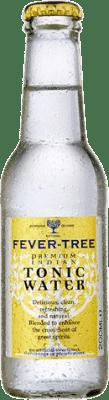 1,95 € Envío gratis | Refrescos Fever-Tree Indian Tonic Water Reino Unido Botellín 20 cl