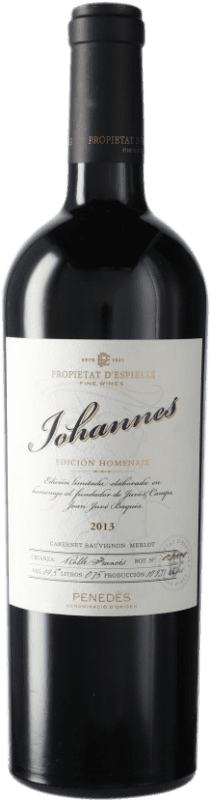 35,95 € Free Shipping | Red wine Juvé y Camps Iohannes D.O. Penedès Catalonia Spain Bottle 75 cl