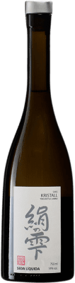 28,95 € Free Shipping | Sake Seda Líquida Kristall Spain Bottle 70 cl