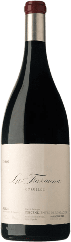 2 155,95 € Free Shipping | Red wine Descendientes J. Palacios La Faraona 2010 D.O. Bierzo Castilla y León Spain Mencía Magnum Bottle 1,5 L