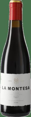7,95 € Envío gratis | Vino tinto Palacios Remondo La Montesa Crianza D.O.Ca. Rioja España Tempranillo, Garnacha, Mazuelo Media Botella 37 cl