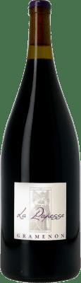 72,95 € Free Shipping | Red wine Domaine Gramenon La Papesse A.O.C. Côtes du Rhône France Grenache Magnum Bottle 1,5 L