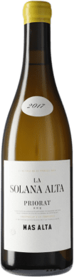 41,95 € Envío gratis | Vino blanco Mas Alta La Solana Alta D.O.Ca. Priorat Cataluña España Garnacha Blanca Botella 75 cl