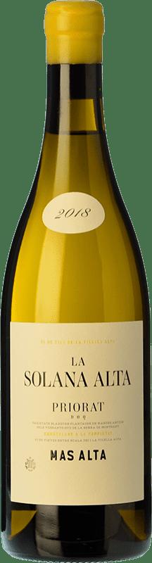 41,95 € Envoi gratuit | Vin blanc Mas Alta La Solana Alta D.O.Ca. Priorat Catalogne Espagne Grenache Blanc Bouteille 75 cl