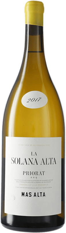 93,95 € Free Shipping | White wine Mas Alta La Solana Alta D.O.Ca. Priorat Catalonia Spain Grenache White Magnum Bottle 1,5 L