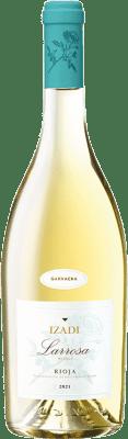 12,95 € Free Shipping | White wine Izadi Larrosa D.O.Ca. Rioja Spain Grenache White Bottle 75 cl
