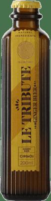 1,95 € Envío gratis | Refrescos MG Le Tribute Ginger Beer España Botellín 20 cl