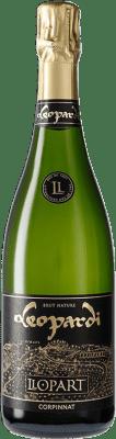 29,95 € Free Shipping | White sparkling Llopart Leopardi Brut Nature Corpinnat Spain Macabeo, Xarel·lo, Chardonnay, Parellada Bottle 75 cl