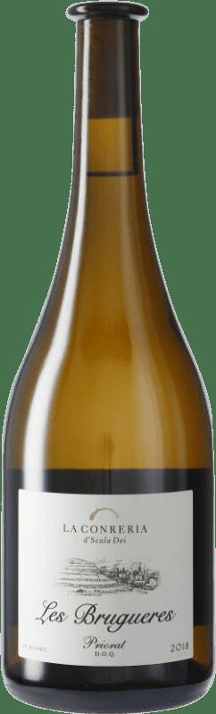 15,95 € Free Shipping | White wine La Conreria de Scala Dei Les Brugueres D.O.Ca. Priorat Catalonia Spain Grenache White Bottle 75 cl