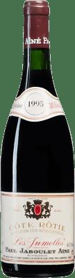 83,95 € Free Shipping | Red wine Jaboulet Aîné Les Jumelles 1995 A.O.C. Côte-Rôtie France Syrah Bottle 75 cl