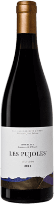 41,95 € Free Shipping | Red wine Orto Les Pujoles D.O. Montsant Spain Tempranillo Bottle 75 cl