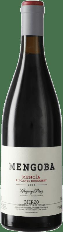 14,95 € Free Shipping | Red wine Mengoba D.O. Bierzo Castilla y León Spain Bottle 75 cl