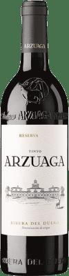 36,95 € Kostenloser Versand | Rotwein Arzuaga Reserva D.O. Ribera del Duero Kastilien und León Spanien Flasche 75 cl