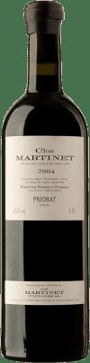154,95 € Free Shipping | Red wine Mas Martinet 2004 D.O.Ca. Priorat Catalonia Spain Merlot, Grenache, Cabernet Sauvignon, Carignan Bottle 75 cl