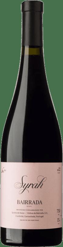 31,95 € Envío gratis | Vino tinto Niepoort I.G. Dão Dão Portugal Syrah Botella 75 cl