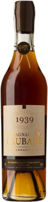 1 197,95 € Envoi gratuit | Armagnac Château de Laubade I.G.P. Bas Armagnac France Bouteille Medium 50 cl
