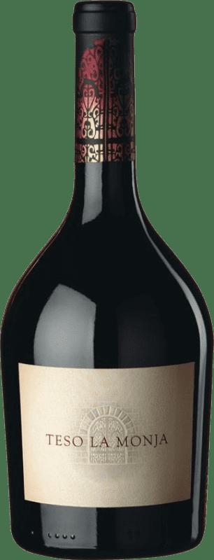 1 184,95 € Envío gratis | Vino tinto Teso La Monja D.O. Toro Castilla y León España Tinta de Toro Botella 75 cl