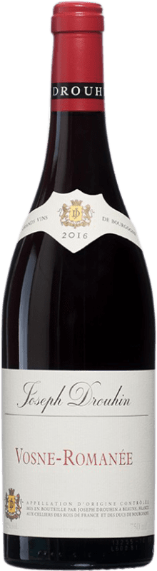 74,95 € Free Shipping | Red wine Drouhin A.O.C. Vosne-Romanée Burgundy France Bottle 75 cl
