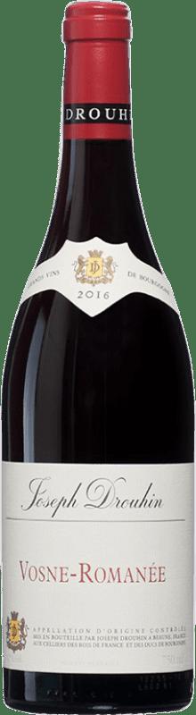 74,95 € Envoi gratuit | Vin rouge Drouhin A.O.C. Vosne-Romanée Bourgogne France Bouteille 75 cl