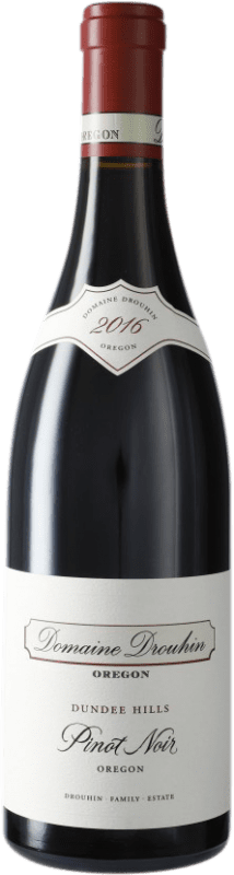 47,95 € Free Shipping | Red wine Drouhin I.G. Willamette Valley Willamette Valley United States Pinot Black Bottle 75 cl
