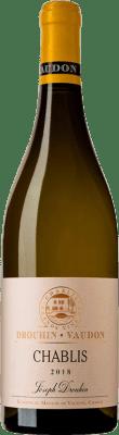 26,95 € Free Shipping   White wine Drouhin A.O.C. Chablis Burgundy France Chardonnay Bottle 75 cl