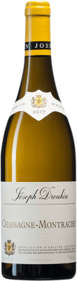 66,95 € Free Shipping | White wine Drouhin A.O.C. Chassagne-Montrachet Burgundy France Chardonnay Bottle 75 cl