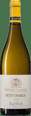 16,95 € Envoi gratuit | Vin blanc Drouhin A.O.C. Petit-Chablis Bourgogne France Chardonnay Bouteille 75 cl