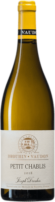 22,95 € Free Shipping | White wine Drouhin A.O.C. Petit-Chablis Burgundy France Chardonnay Bottle 75 cl