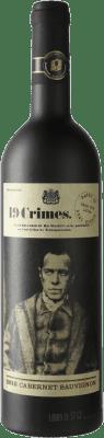 7,95 € Envío gratis | Vino tinto 19 Crimes I.G. Southern Australia Southern Australia Australia Cabernet Sauvignon Botella 75 cl