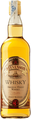6,95 € Envío gratis | Whisky Blended Stevenson España Botella 70 cl
