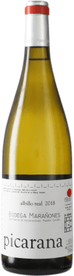 22,95 € Free Shipping | White wine Marañones D.O. Vinos de Madrid Madrid's community Spain Picardan Bottle 75 cl