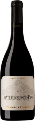 71,95 € Free Shipping | Red wine Tardieu-Laurent A.O.C. Châteauneuf-du-Pape France Syrah, Grenache, Mourvèdre Bottle 75 cl