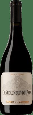 59,95 € Free Shipping | Red wine Tardieu-Laurent A.O.C. Châteauneuf-du-Pape France Syrah, Grenache, Mourvèdre Bottle 75 cl