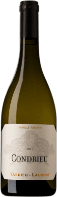 91,95 € Free Shipping | White wine Tardieu-Laurent A.O.C. Condrieu France Viognier Bottle 75 cl