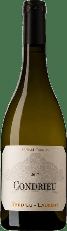 81,95 € Free Shipping | White wine Tardieu-Laurent A.O.C. Condrieu France Viognier Bottle 75 cl