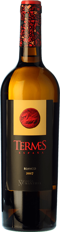 19,95 € Envoi gratuit | Vin blanc Numanthia Termes D.O. Toro Castille et Leon Espagne Malvasía Bouteille 75 cl