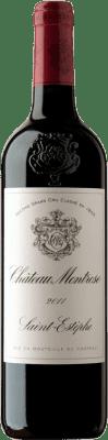 122,95 € Envío gratis | Vino tinto Château Montrose A.O.C. Saint-Estèphe Burdeos Francia Merlot, Cabernet Sauvignon, Cabernet Franc, Petit Verdot Botella 75 cl