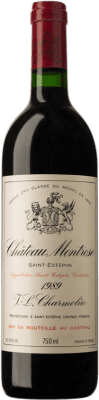 833,95 € Free Shipping | Red wine Château Montrose 1989 A.O.C. Bordeaux Bordeaux France Merlot, Cabernet Sauvignon, Cabernet Franc, Petit Verdot Bottle 75 cl