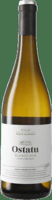 5,95 € Kostenloser Versand   Weißwein Ostatu D.O.Ca. Rioja Spanien Tempranillo Flasche 75 cl