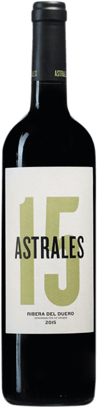 24,95 € Free Shipping   Red wine Astrales D.O. Ribera del Duero Castilla y León Spain Tempranillo Bottle 75 cl