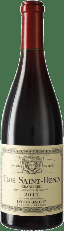 48,95 € Free Shipping | Red wine Louis Jadot A.O.C. Morey-Saint-Denis Burgundy France Bottle 75 cl