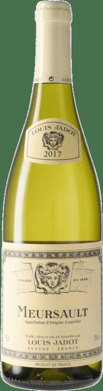 53,95 € Free Shipping | White wine Louis Jadot A.O.C. Meursault Burgundy France Chardonnay Bottle 75 cl
