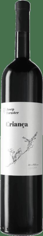 22,95 € Free Shipping | Red wine Josep Foraster Crianza D.O. Conca de Barberà Catalonia Spain Magnum Bottle 1,5 L