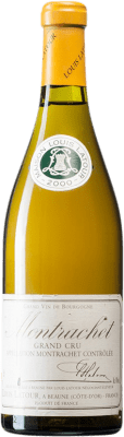 429,95 € Free Shipping | White wine Louis Latour 2000 A.O.C. Montrachet Burgundy France Chardonnay Bottle 75 cl